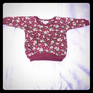 Pipa & Julie Floral Sweater
